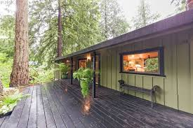 small cabin in the woods adorable cabin in the woods features creek for 225k curbed