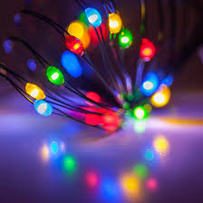 battery operated lights 18 multicolor battery operated led