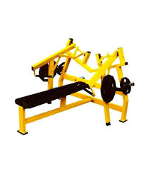 body fit line hammer bench press buy online at best price on snapdeal