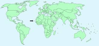 cape verde map world cape verde facts and figures