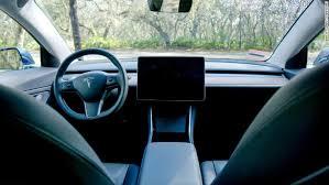 tesla model 3 test drive review jan 11 2018