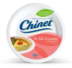 chinet plates chinet premium 8 3 4 inch paper plates 36 count