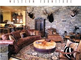 Western Living Room Furniture Western Living Room Decor Ideas Country Western Living Room