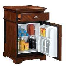 Compact Bar Cabinet Mini Fridge Built In Cabinet Built In Mini Refrigerator Size