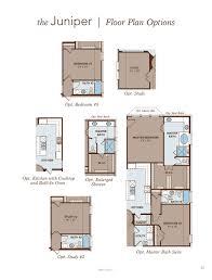 gehan floor plans juniper home plan by gehan homes in hidden lakes premier