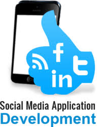 social media application services in india