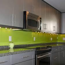 Best Painted Glass Backsplash Images On Pinterest Kitchen - Painted glass backsplash