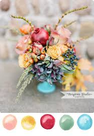 color palette for wedding wedding color palette for fall archives watercolor wedding