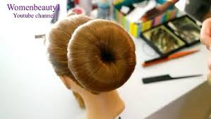 hair style on dailymotion everyday bun braid updo hairstyles for long hair tutorial video