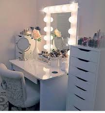 Makeup Bedroom Vanity Bedroom Lighting Remarkable Makeup Vanities For Bedrooms With