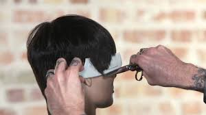 pictures of women over comb hairstyle using a handle comb for scissor over comb or clipper over comb
