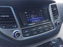 hyundai tucson navigation what no luxury 2016 hyundai tucson eco base model review she