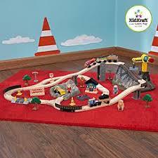 Imaginarium Train Set With Table 55 Piece Trains Boys Sears