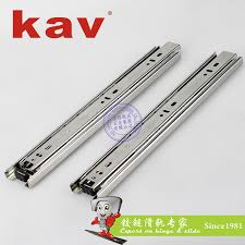 kav standard ball bearing drawer slides y45315 kav slide series