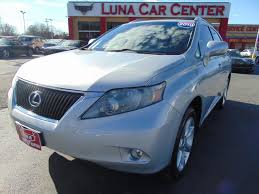 lexus rx 350 fuel type 2010 lexus rx 350 4dr suv in san antonio tx luna car center
