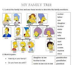 family tree worksheet free worksheets library download and print