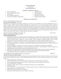 Sample Resume Teenager by Professional Curriculum Vitae Resume Template For All Job Seekers