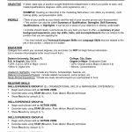Housekeeping Resume Samples by Free Resume Templates 87 Stunning Download Template Curriculum