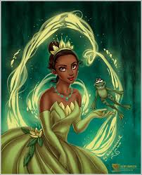 princess frog tiana 1 disneyesque