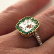 emerald rings uk uk wedding why buy an antique engagement ring emerald ring