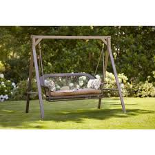 Swings For Patios With Canopy Porch Swings Home Depot The Home Depot Sydney Swing Replacement