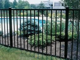 ornamental steel fencing pusheng steel fencing industrial co