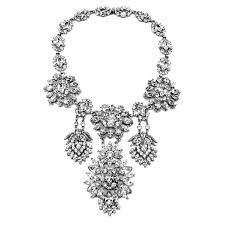 crystal necklace statement images Swarovski crystal statement necklace ben amun jpg