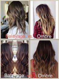 highlights vs ombre style balayage highlights vs ombre color balayage is a shear snobbery