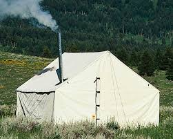 wall tent 12x17 montana custom canvas wall tent outfitter warehouse
