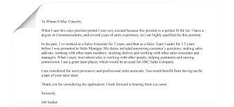 cover letter for a sales position simple ways to turn a bad cover letter into a great one