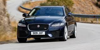 jaguar jeep 2018 2018 jaguar xf sportbrake pricing and specs photos 1 of 9