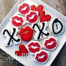 Valentine S Day Cookie Decor 812 best valentines day cookies images on pinterest valentine