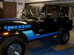 zombie response jeep product 1983 84 jeep renegade yk jk xj vinyl sticker decals kit