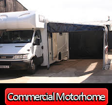 Motorsport Awning For Sale Barkers Awnings Home