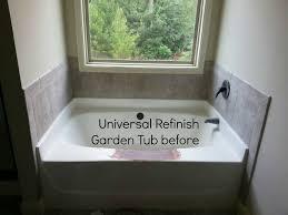 Garden Tub Photo Universal Refinish