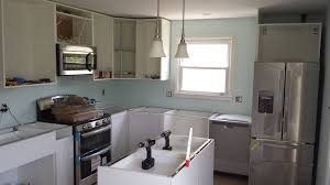 Hanging Upper Kitchen Cabinets by Installing Ikea Kitchen Cabinets The Diy Way Offbeat Home U0026 Life