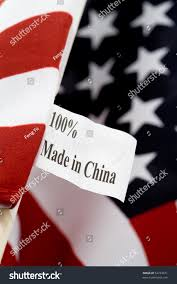 Flags Made In Usa Usa Flag Made China Stock Foto 53723671 Shutterstock