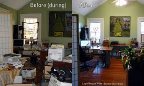 office organization before and after style yvotube com