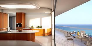 5 curved kitchen island interior design ideas