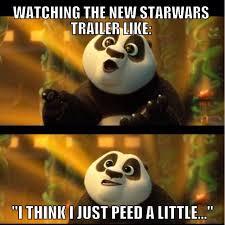 Meme Fu - so relatable so true kung fu panda 3 star wars memes funny