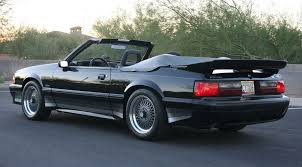 1988 saleen mustang 1988 convertible 88 0516 offered on ebay saleen owners and