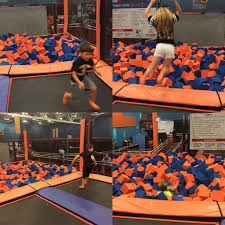 stress free kids u0027 birthday parties at sky zone offer and giveaway