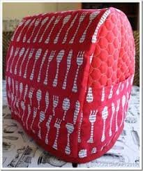 quilted kitchen appliance covers kitchenaid stand mixer cover cozy by leighvinson on etsy 30 00