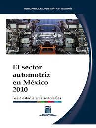 el sector automotriz en mexico 2010 riesig iam 2010