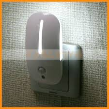motion sensor night light plug in night light plug in motion sensor led night light plug in light used