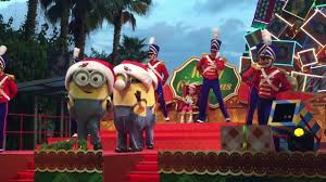 universal studio christmas specials 2015 the christmas gift show
