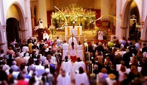 easter choral choral easter serviceall saints church