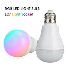 Color Led Light Bulbs Smart Multi Color Led Light Bulb By Dotstone Reviews And Blog