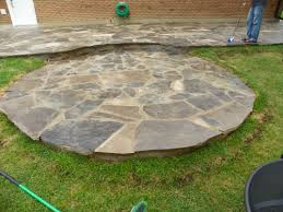 Average Cost Of Flagstone Patio by What Are My Patio Options U2013 Renovations U0026 Hardscapes