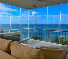 frameless glass bifold doors frameless glass doors windows lanais cover glass hawaii